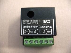 12v dc tec2 multi purpose split charge relay   dual 2013 dodge grand caravan wiring diagram