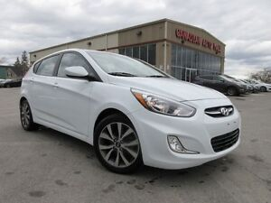 2017 Hyundai Accent SE, ROOF, ALLOYS, BT, HTD. SEATS, 17K!