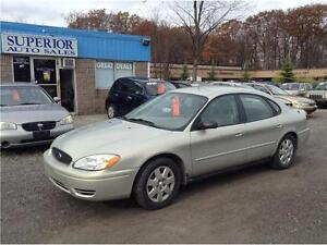 2005 Ford Taurus SE Fully Certified and Etested!