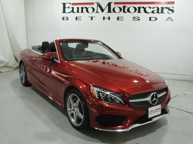 Image 1 Voiture American used Mercedes-Benz C-Class 2017