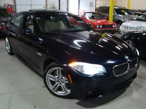 """2013 BMW 5 Series 535i xDrive""""""""M PACKAGE""""""""TECH PACKAGE""""""""MINT!"""