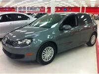 2013 VW Golf 2.5L Hatchback