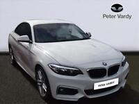 2014 BMW 2 SERIES DIESEL COUPE