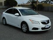 2012 Holden Cruze JH MY12 CD White 6 Speed Automatic Sedan Maidstone Maribyrnong Area Preview