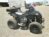 2014 CANAM RENEGADE 1000 XXC! MINT, 200 KMS, LOADED !$12495!!