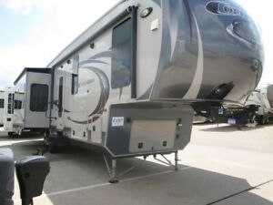 2013 Columbus fifth wheel