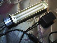 Aquarium Fish Tank Light and Heater