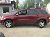 WE FINANCE EVERYONE 2007 PONTIAC TORRENT AWD 242-1777