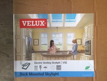 Velux Electric Venting Skylight 550mmx700mm Bolwarra Maitland Area Preview