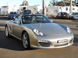 2011 Porsche Boxster 987 MY11 Silver 6 Speed Manual Roadster South Nowra Nowra-Bomaderry Preview