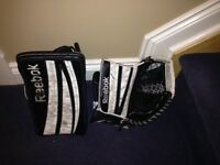 Reebok P4 Intermediate Pro Goalie Gloves