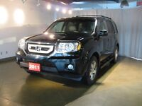 2011 Honda Pilot EX-L 4WD 5-Spd AT - One Owner - Power Sunroof -