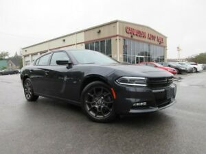 2018 Dodge Charger GT4 AWD, LEATHER, ROOF, BT, CAMERA, 28K!