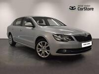 2015 SKODA SUPERB DIESEL HATCHBACK