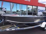 SAVAGE 375 SNIPE HULL ONLY BOAT FISHING TINNY Capalaba Brisbane South East Preview