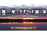 LUND BOAT CLEARANCE SALE