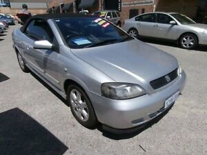 2002 Holden Astra TS 5 Speed Manual Convertible Wangara Wanneroo Area Preview