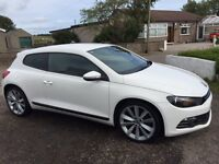 2011 Volkswagen Scirocco GT 2.0TSI, low Milage, Service History, Great Condition