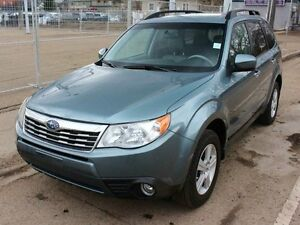 2009 Subaru Forester AWD AWESOME OPTIONS LOW KM FINANCE AVAILABL