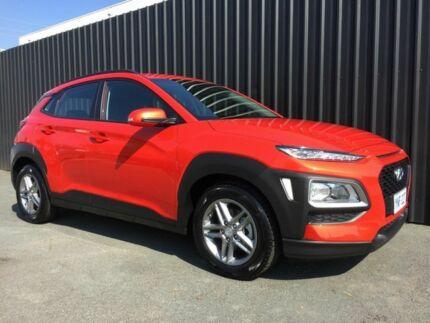 2017 Hyundai Kona OS Active (FWD) Orange 6 Speed Automatic Wagon Phillip Woden Valley Preview