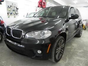 2013 BMW X5 35i, Toit Pano, MPackage, GPS, AWD, Caméra 360, Cuir
