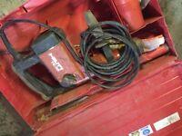 Hilti Rotary Hammer Breaker/Drill