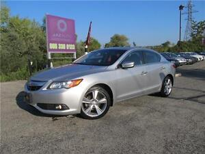 "2013 Acura ILX Tech Pkg ""NO ACCIDENTS"" LOADED"" BEST PRICE, NAVI"