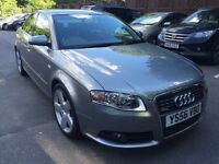 2007 Audi A4 2.0 TDI S Line Special Edition, HPI CLEAR, 2 KEYS, HALF LEATHER** WE HAVE MORE**