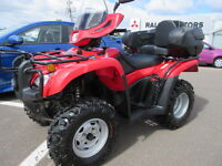 2013 Honda Forman 500 TRX 4x4 Power Steering