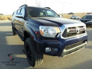 2013 Toyota Tacoma Limited | Navi | Leather | Canopy | Rem Strt