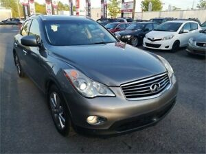 2008 INFINITI EX35, 4X4, CUIR, TOIT, GROUPE ELECT. A/C,MAGS,3.5L