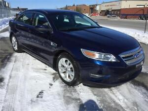 2011 Ford Taurus SEL/AUTO/GROUPE ELECTRIQUE/CRUISE CONTROL/MAGS