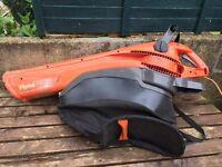 Flymo garden leaf vac and blower