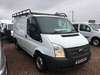 FORD TRANSIT 2.2 280 LR 1d 99 BHP Reduced price limited time FS (white) 2013