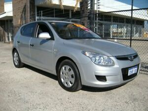 2010 Hyundai i30 FD MY10 SX 5 Speed Manual Hatchback Wangara Wanneroo Area Preview