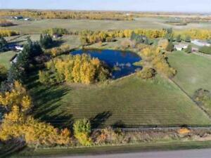3.64 Land for Sale in Rural Strathcona County