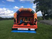 bouncy castle hire soft play gladiator duals sumo suits chocolate fountain candy popcorn mascots