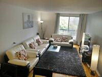 Large 1 bedroom condo - gym , pool, sauna , parking. AVAIL NOW !