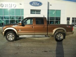 2011 Ford F-350 CREW CAB KING RANCH 4X4