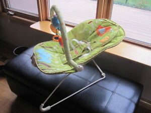 Fisher Price Carrier with Vibrating Kawartha Lakes Peterborough Area image 1