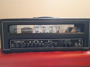 Ampli de guitare line6-Bogner à lampes