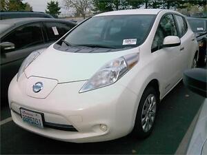 2016 Nissan Leaf S ONLY 2,130 MILES!