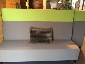 Urban Front Hall Banquette