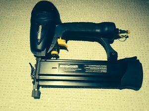 mastercraft electric brad nailer manual