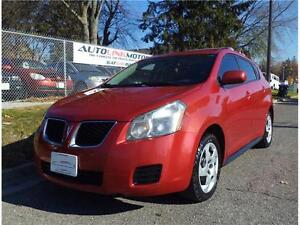 2009 PONTIAC VIBE LT***NO ACCIDENTS***LIKE NEW** SUNROOF & MORE!