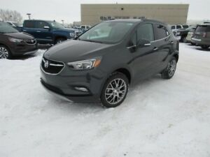 2018 Buick Encore Sport T AWD - Demo Bonus Savings!