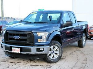 2015 Ford F-150 XL 4x4 SuperCab 6.5 ft. box 145 in. WB