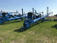 "Brandt 13"" HP Plus and 10"" Swing Away Grain Augers Brandon Brandon Area Preview"