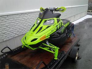 2011 ARCTIC CAT F8 SNO-PRO LIMITED EDITION
