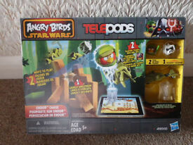 ANGRY BIRDS STAR WARS Telepods, Endor Chase